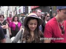 GTV: Ariana Grande asked about living with Amanda Bynes