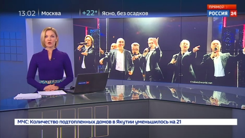 Новости на Россия 24 Хор Турецкого бесплатно выступит в Бэттери парке Нью Йорка