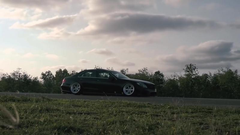 Mercedes Benz W204 W212 | Stance