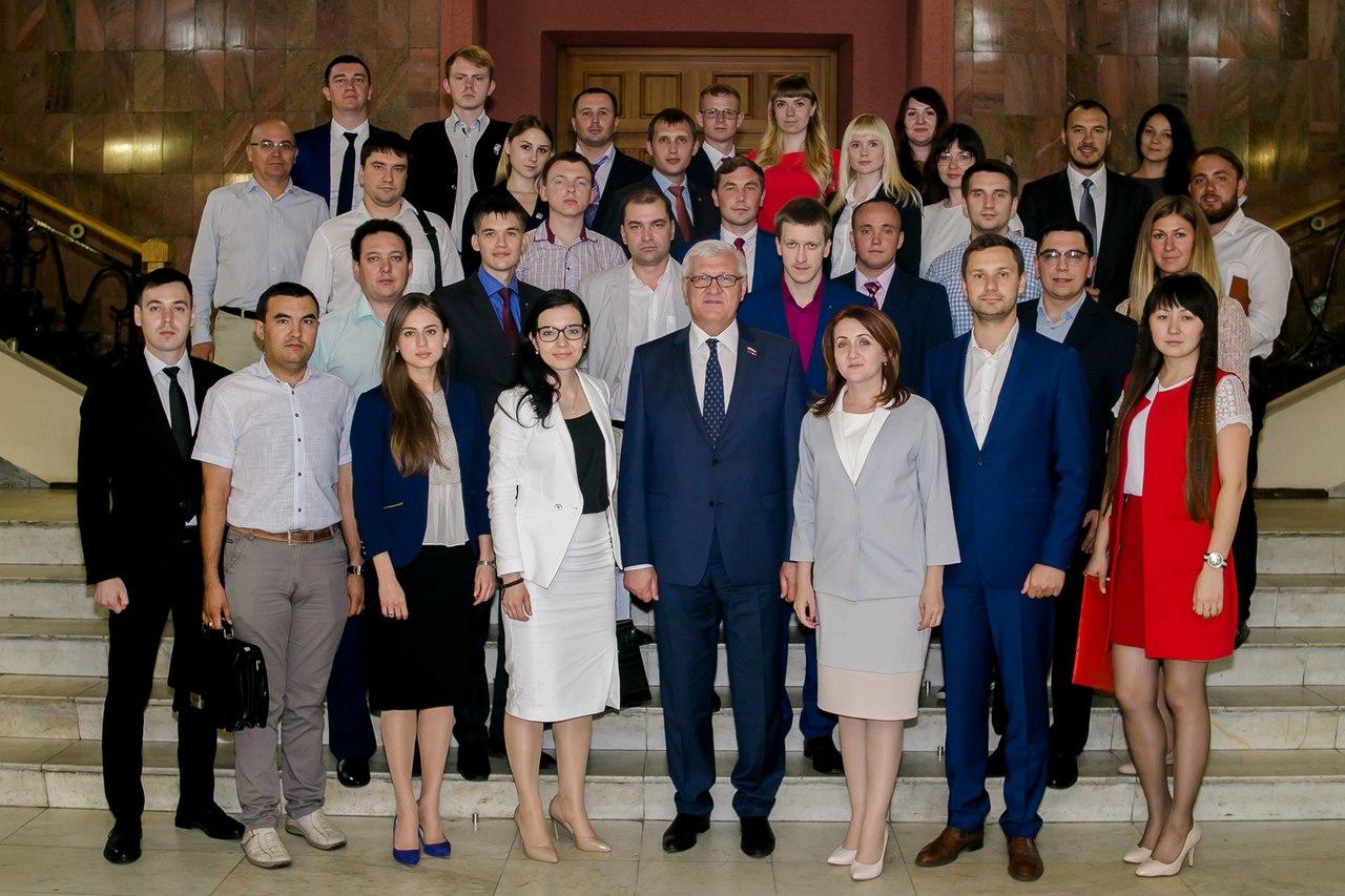В Иркутске прошло выездное заседание Молодежного Парламента при Госдуме РФ