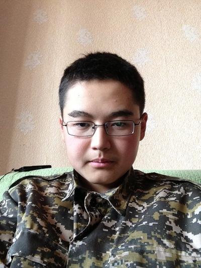 Еламан Ыдрышев, 4 января 1995, Челябинск, id139786477