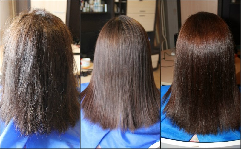 Кератиновое выпрямление волос сколько дней не мыть голову после