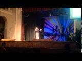 Музыкальный номер Валерии Юрченко - Днепропетровск, 03.03.2015
