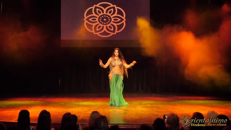 ALEX DELORA in BARCELONA°•★☆ GOLD OF BELLYDANCE☆★•° OFFICIAL page 💖