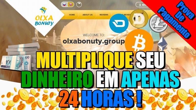 Prova de pagamento OlxaBonuty 125% em 24 horas / 0 dias online !