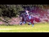 Страшное падение с лошади