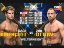 Sage Northcutt vs. Zak Ottow
