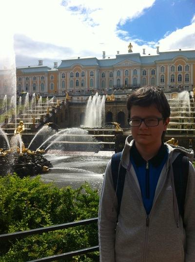 Антон Зеркалов, 21 октября 1999, Пермь, id126008653