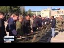 Шагом марш в Крыму продолжается осенний призыв