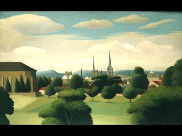 Jacques Ibert: Trio pour violon, violoncelle et harpe (1944)