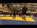 Михаил Макаров, 1 бой в тяжах 14-15 лет