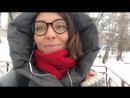 Настя рассказывает про новогодние майки.