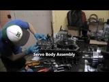 Ремонт АКПП BGHA  MGHA Acura MDX 2001-2003 часть 2