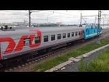 Trainspotting Russian Trains in Siberia