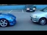 Fiat Punto HGT vs Mazda Rx-8
