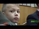 Николай Валуев сделал подарок дятьковским боксёрам 02 09 18