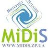 Интернет-магазин электроники www.MIDIS.zp.ua