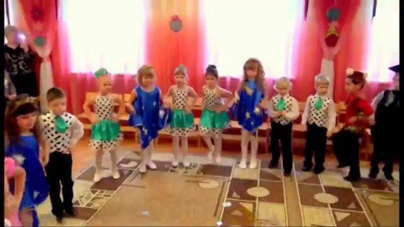 Весёлый общий танец Ручки-ножки! на любой праздник в детском саду