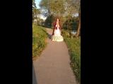 Викторианское платье