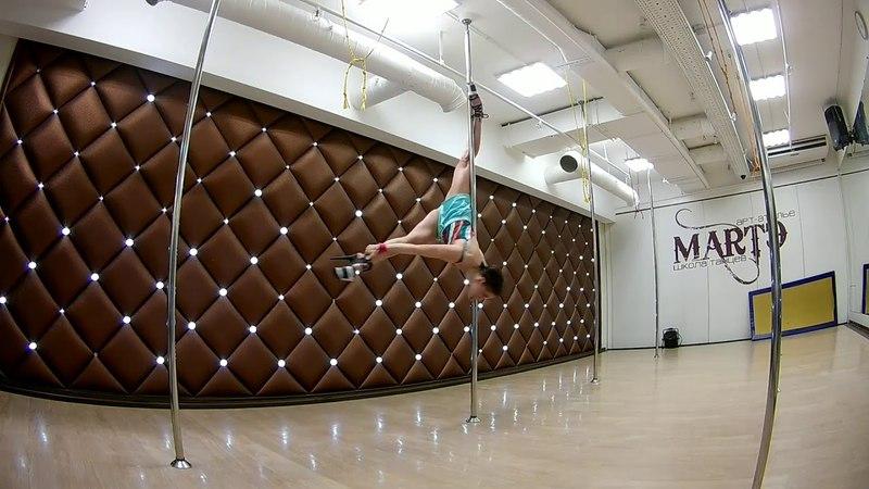 Lera Amarena Exotic Pole Dance