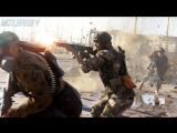 Battlefield 5 — Официальный трейлер для Gamescom — Разрушение Роттердама