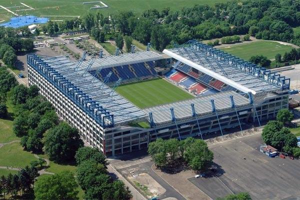 Городской стадион, Краков
