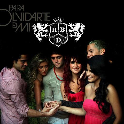 RBD альбом Para Olvidarte De Mí