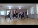 Танцевальная студия Cherry Dance.День открытых дверей.16.09.2018. Jazz Funk
