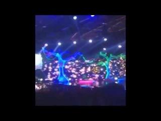 Jorge Blanco canta en los KCAColombia