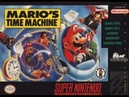 Mario's Time Machine SNES Longplay 214