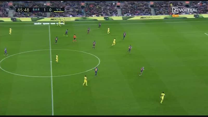 Carles Aleñà Goal Barcelona 2-0 Villarreal) 86'.mp4