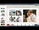 Верстаем фотокнигу в онлайн-редакторе. Коллажи и рамки