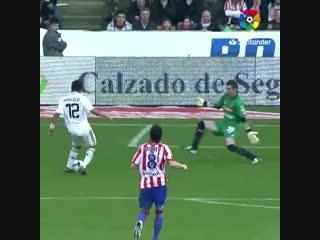 Первый гол Марсело в Ла Лиге