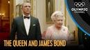 Khimki Quiz, 23.11.2018. Вопрос № 78. Главными действующими лицами знаменитого 6-минутного юмористического фильма, снятого к Олимпиаде в Лондоне, были британская королева и Джеймс Бонд. Бонда сыграл Даниел Крейг; роль королевы была доверена именно ЕЙ.