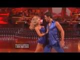 Julianne Hough and Chuck Wicks - Dancing with the Stars Dance cha cha