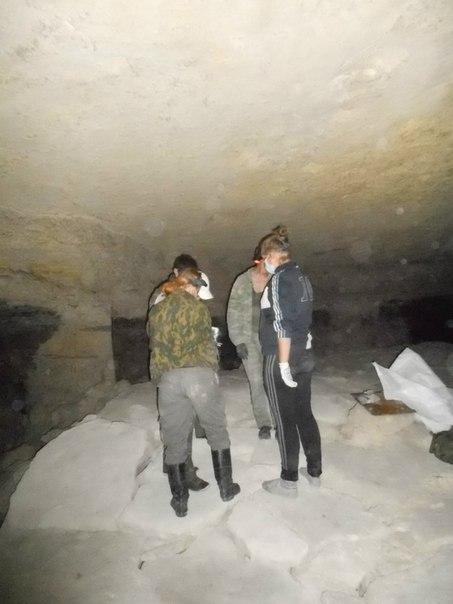 Военно-археологическая экспедиция - Аджимушкай-2013 JLY4JzUwPWo