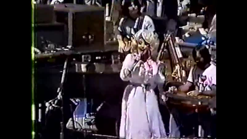 Dolly Parton concert 'Dolly Sings for New York' late 70s