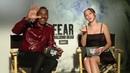 Fear The Walking Dead S4: AMC Latinoamérica Facebook Live - Alycia Debnam-Carey Colman Domingo
