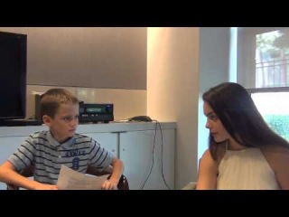 The Odd Life of Timothy Green Odeya Rush Interview