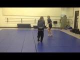 Stage Combat Final (Jenny &amp Lauren)