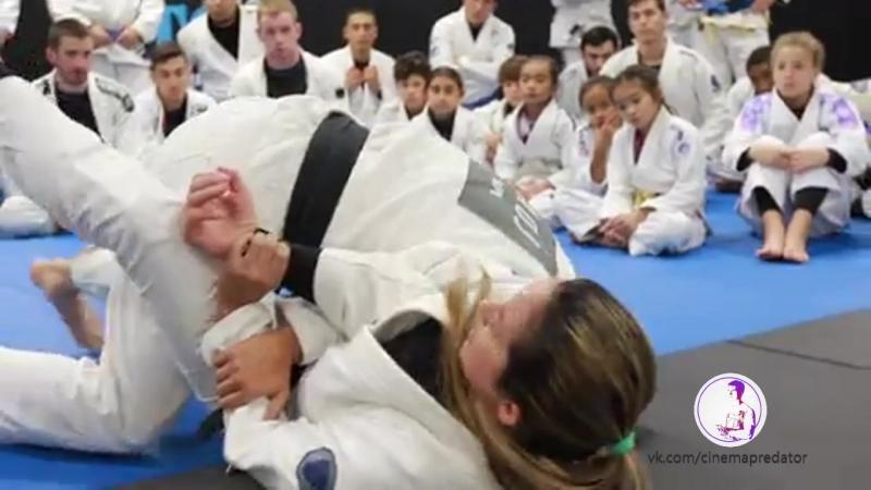 Defending the kimura вариант 2