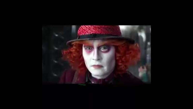 Джонни Депп (Шляпник. Алиса в стране чудес. Алиса в Зазеркалье)