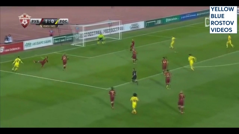 RFK 1:1 RSM | GOAL | Yellow Blue Rostov
