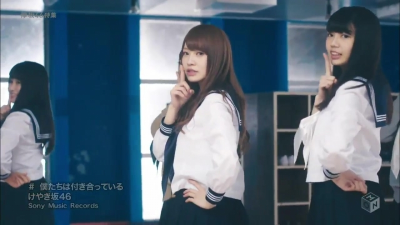 欅坂46 MV特集