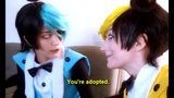 | LOLstuff | Bill and Will - adopted | PART 2 |