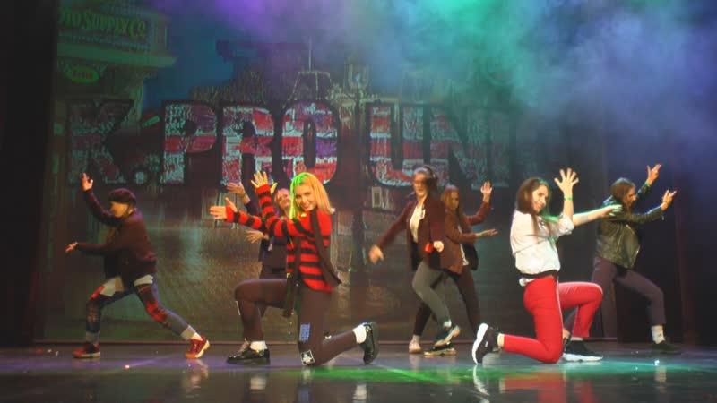 Dance: K.Pro Unio - War of Hormone (BTS) /AkiCon 2018/