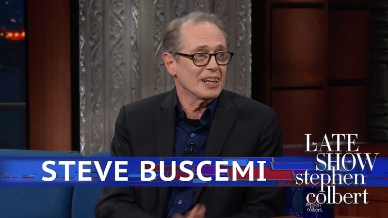 Steve Buscemi Learns About His J-Law Deepfake