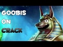Anubis on crack - smite montage