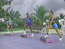 The Aerobic Stair Workout Intermediate аэробика шейпинг фитнес