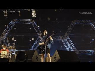 (Live) SHISHAMO - VIVA LA ROCK 2018 (FujiTV NEXT 2018.07.14)